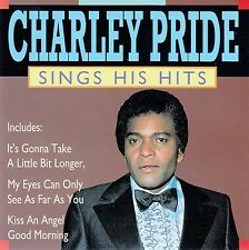 CHARLEY PRIDE : CHARLEY PRIDE SINGS HIS HITS / CD (WOODFORD MUSIC WMCD 5576)