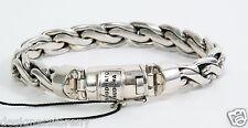 Buddha to Buddha 183 Kadek Sterling Silver Bracelet Chain .925