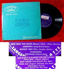 25cm LP Les Paul & Mary Ford: The Hit Makers