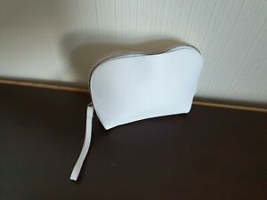 "Make-Up Bags ""Dove"" White Colour  New Without Tags"