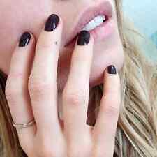CND Shellac Dark Dahlia Color LED Gel UV Neu Nagellack Top Super Qualität