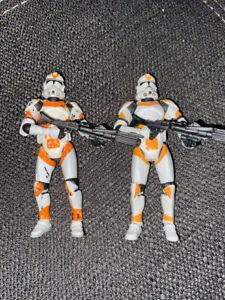 Star Wars Actionfiguren 2 Clone Trooper 212.