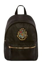 Harry Potter Hogwarts Emblem Ruck Sack Back Pack School Bag Gym Primark NEW BNWT