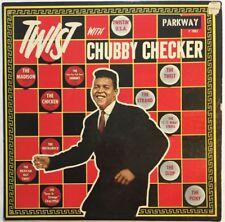 Chubby Checker - Twist with Chubby Checker - VG Vinyl LP - 1962 - Parkway P7001