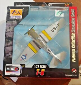 Easy Model WWII Aircraft Series T-6 1/72 Free Shipping
