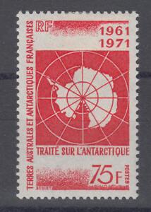 Französische Gebiete in der Antarktis (TAAF) - Michel-Nr. 67 ungebraucht/*