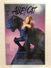 ALLEY CAT #1 (1999, Image Comics) Photo Cover NM-MT UNREAD!!