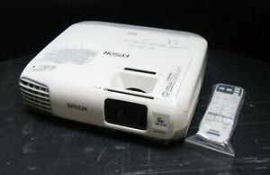 Epson EB-X20 2700 Lumens 10,000:1 Contrast Ratio HDMI LCD Projector 4124 Hours