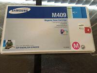Genuine Samsung CLTM409S Magenta Toner CLP-310/5 CLX-3170/3175 BRAND NEW