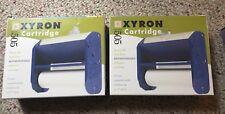 Xyron Cartridge Lots Acid-free Respositionable Adhesive Cartridge New!