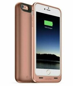 mophie juice pack Compact Battery Case for iPhone 6 Plus / 6s Plus - Rose Gold