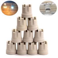 E27 Edison Screw CERAMIC porcelaine Screw Lamp Holder For Heat Bulb