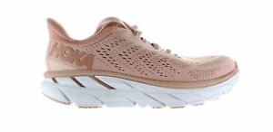Hoka One One Womens Clifton 7 Pink Running Shoes Size 5.5 (1885347)