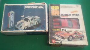Lotto Porsche radio control - Kit Ferrari 512 BB Daytona 1/24 DIE-CAST METAL