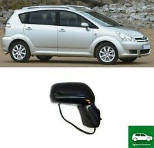 FRONT WING SIDE MIRROR O/S LHD COMPATIBLE WITH TOYOTA COROLLA VERSO 2004-2009