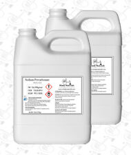 Sodium Percarbonate 99% PURE MIN. 10 Pounds (2 x 5lb Bottles)