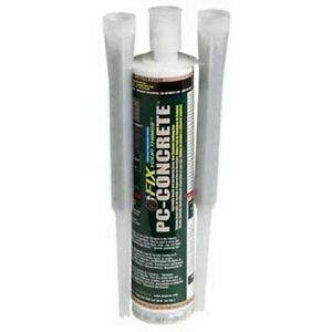 PC Products 72561 PC-Concrete Two-Part Epoxy Adhesive Paste for Anchoring 8.6 oz