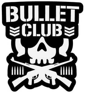 The Bullet Club Kenny Omega Young Bucks Vinyl Cellphone Decal NJPW Elite WWE
