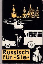 Russisch für Sie, DDR Lehrbuch für Erwachsene, Verlag Enzyklopädie 1967