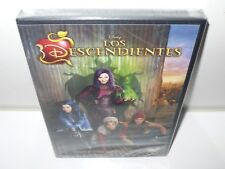 los descendientes - disney - dvd