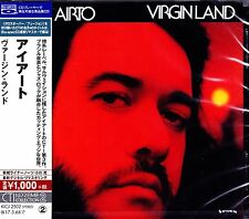 AIRTO virgin land  -blu-spec.- Japan CD NEU OVP/Sealed