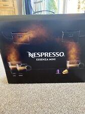 BRAND NEW Nespresso Essenza Mini Coffee Machine Krups, Black