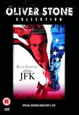 JFK: Director's Cut DVD (2005) Kevin Costner