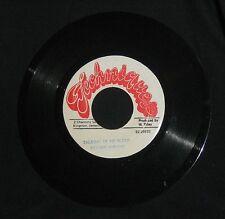 2 Techniques label 45s Sensations GOOD, Ernest Wilson VERY GOOD