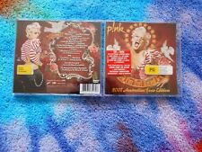 PINK-I'M NOT DEAD-2007 AUSTRALIAN TOUR EDITION-CD & DVD-AUSTRALIAN EDITION-2006
