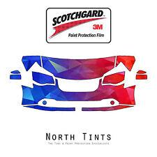 Dodge Caravan 2011-2019 PreCut 3M Scotchgard Paint Protection Clear Bra Kit