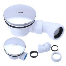 Ablaufgarnitur Ablauf Siphon Duschtasse Geruchverschluss Ø 90 mm Ablaufloch AL02