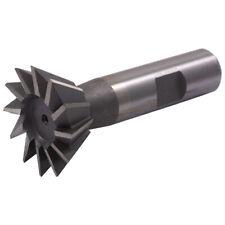 Drill America 3//8 45 Degree High Speed Steel Weldon Shank Dovetail Cutter DWC Series