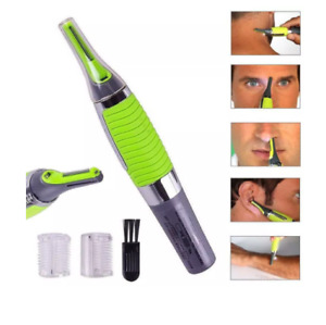 Eyebrow Ear Nose Trimmer Removal Clipper Shaver Personal Electric Face Care Hair