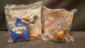 McDonald's Happy Meal Toy Looney Tunes Daffy Duck Bat Duck + Baloo's Seaplane