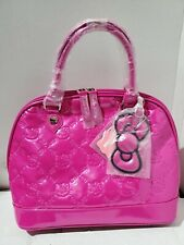 NWT Loungefly Hello Kitty Embossed Large Bag - Pink