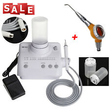 Auto Dosing Dental Ultrasonic Scaler fit EMS Woodpecker 2 Bottles + Air Polisher