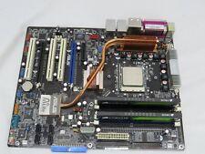 Asus ABN32-SLI REV 1.01  Motherboard Athlon 64 X2 2GB RAM Socket 939