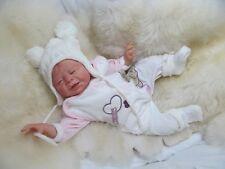 Reborn Reallife Baby Emmelie by Ulrike Gall Bausatz Rebornbaby  ninisingen Puppe