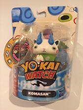 Reloj YO-KAI Yokai medalla momentos KOMASAN Figura Juguete Raro Regalo De Navidad