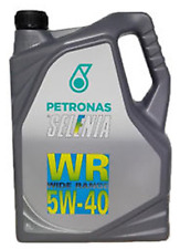 OLIO MOTORE SELENIA WR 5W40 - 5 litri