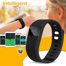 NEU Bluetooth Smart Armband Uhr Handy Schrittzähler Sports Fitness Tracker Watch