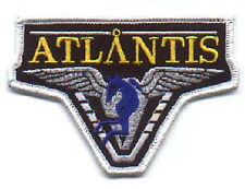 Stargate Atlantis TV Series Popular Pegasus Logo Embroidered Patch NEW UNUSED