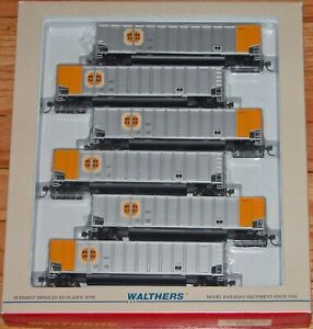 WALTHERS 932-5310 BETHGON 6-PACK NORX # 1 2310, 2450, 2528, 2694, 2737, 2800
