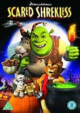 Scared Shrekless: Spooky Story Collection (DVD) [2018][Region 2]
