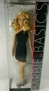 BARBIE BASICS MODEL MUSE   COLLECTION #6 NRFB 2009 LOW PRICE!!