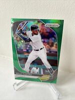Willi Castro Panini Prizm 2020 Green Parallel Rookie Card Baseball Rc Detroit