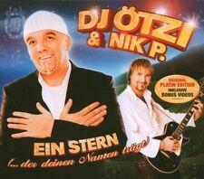 DJ Ötzi Ein Stern..-Platinedition (2007, & Nik P.) [Maxi-CD]