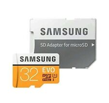 MICRO SD 32gb + adaptador sd. Clase 10 sdhc