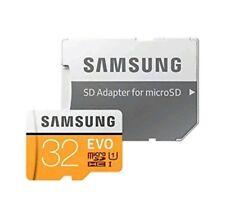 microsd 32gb + adaptador sd