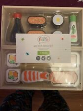 George Home Wooden Sushi Set 3+ years